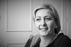 Maja Bijelic, Events and admin co-ordinator