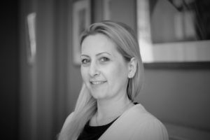 Maja Bijelic, Executive assistant